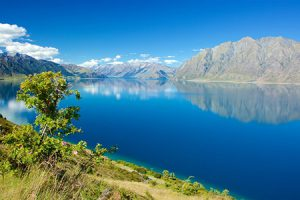 Faszination Lake Hawea
