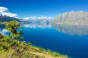 Faszination Lake Hawea