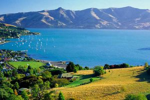 Akaroa Christchurch Neuseeland