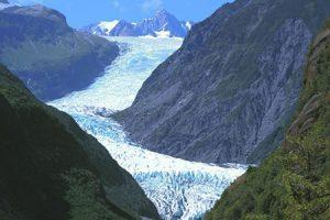 Fox Glacier Neuseeland