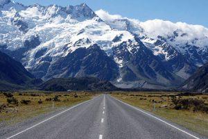 Mount Cook Village Naturkundliche Reise