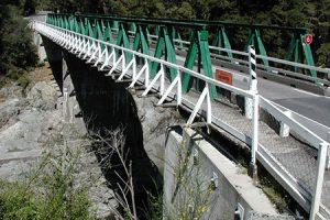 Pelorus Bridge Wandern Neuseeland