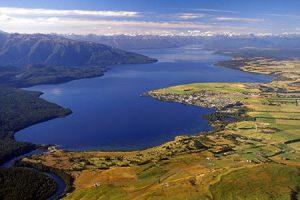 Te Anau Naturwunder Fjordland