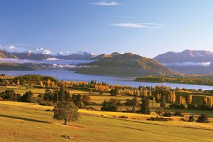 Wanaka Neuseeland