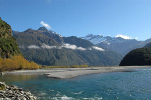 Aspiring Nationalpark Neuseeland