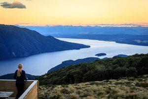 Kepler Track Luxmore Hut Neuseeland