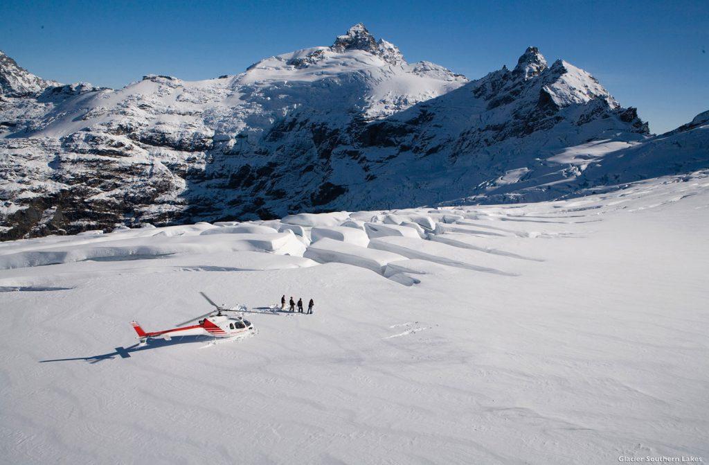 Naturkundliche Rundreise Gletscher Alpen Neuseeland