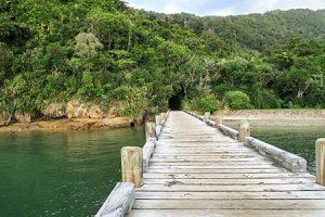 Ship Cove Neuseeland