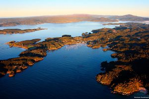 Stewart Island Insel Neuseeland